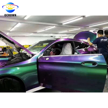 Chameleon pigment powder color shift mica pigment cameleon car paint