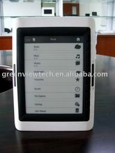 "6"" E-ink SDRAM 128MB electronic book , e-book reader"