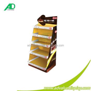 sidekick wall hanging cardboard display shelf buy retail sidekick rh alibaba com hanging display shelf wall hanging display shelves