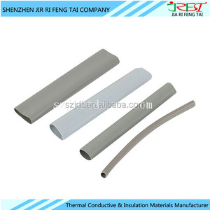 UL 94-VO High Thermally Conductive Insulation Sil-pad Tube For Clip Mounted  Power Semiconductors