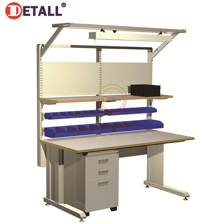 Detall Adjustable soldering multifunctional Standard workbench