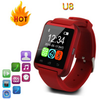 Smartwatch Wireless Smart Watch u8 dz09 sim card smart watch phone