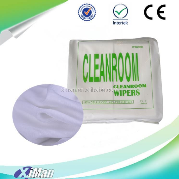 China M3 oil absorbing tissues cleanroom wiping cloth wholesale