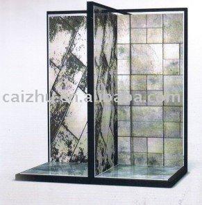 Showroom & Stores Marble Ceramic Tiles Exhibition Display Rack - Buy ...
