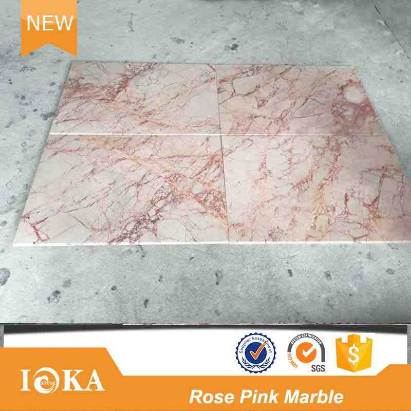 Pink Marble Floor Tiles Marble Restoration Service