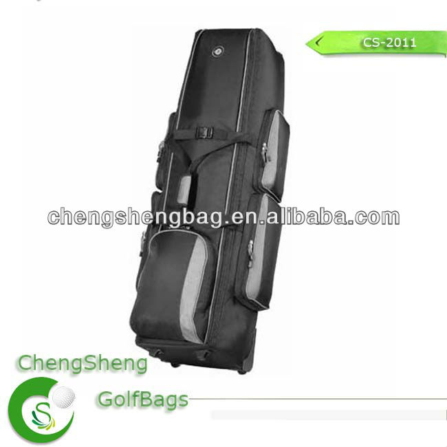 600D polyester golf bag travel cover