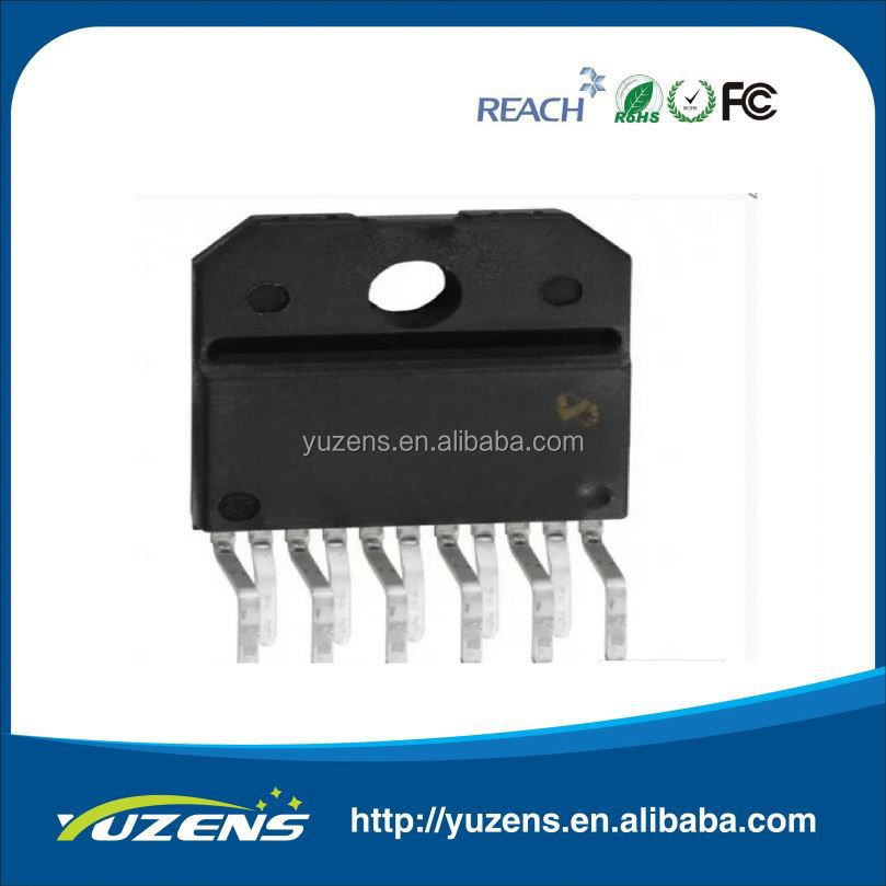LM3876T IC AMP AUDIO PWR 56W AB TO220-11 integrated circuits