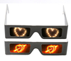 fashion 3d glasses for fireworks