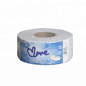 recycle jumbo roll toilet paper