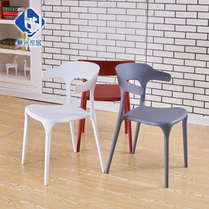 Fashion Design colorful full PP plastic leisure chairs/plastic dining table
