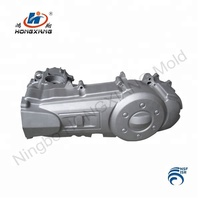 aluminum precision casting diesel motorcycle engine housing and cover