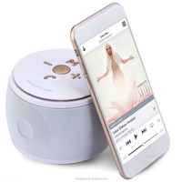 Fashion Portable Wireless Bluetooth V3.0 Stereo Speaker for iPhone for Samsung for HTC for Tablet for PC