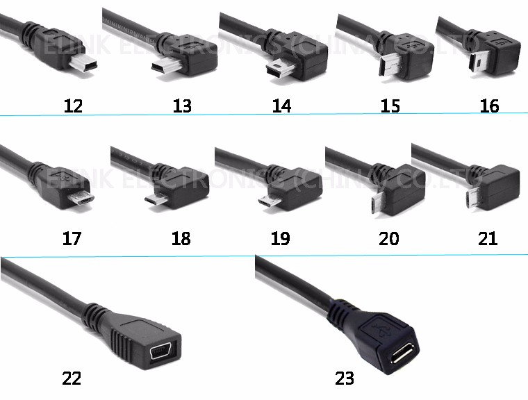 Black USB 3.0 USB 2.0 Male to Dual USB Female Y Extension Data Cable Extra Power Data