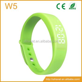 a49ce3024e7b Clásico W5P 3D podómetro contador de calorías niños impermeable reloj  deportivo