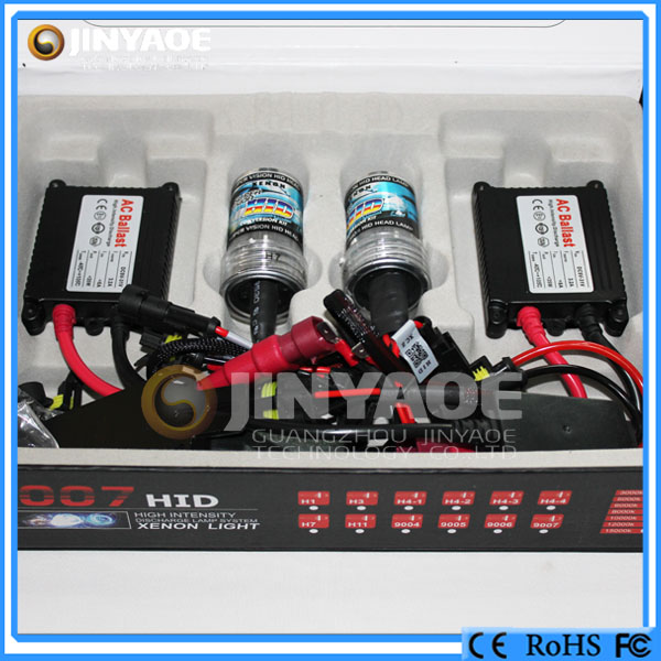 GuangZhou factory provide 5 stars hid xenon conversion kit luces hid para autos
