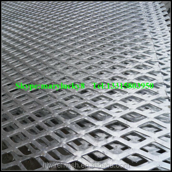 Stainless steel flattened expanded metal buy