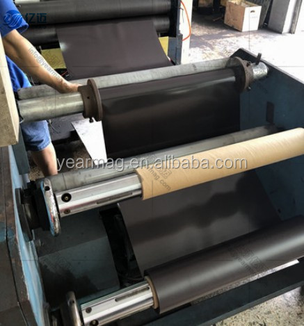 Rubber Magnet Composite and Industrial Magnet Application Soft Printable PVC Rubber Magnet Sheet