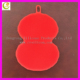 Factory new products fashion on the market eco-friendly FDA standard silicone rubber silicone dish sponge