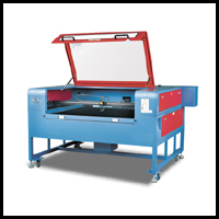 Multi-Materials CO2 Laser Cutting Machine