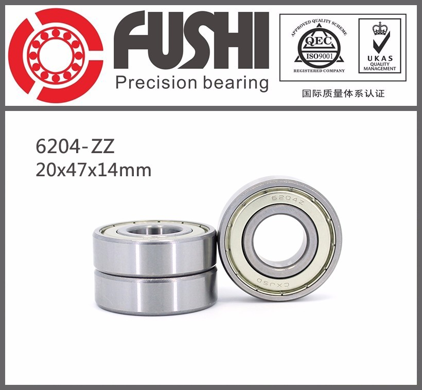 Sizes 20*47*14mm,bearing manufacturers for deep groove ball bearing 6204
