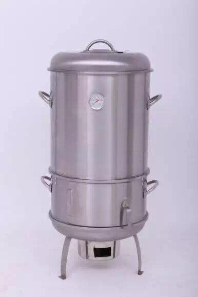 Chinese Roast Stainless Steel Roasting Duck Roasted Ove Bbq Grills Stove Charcoal Goose Oven