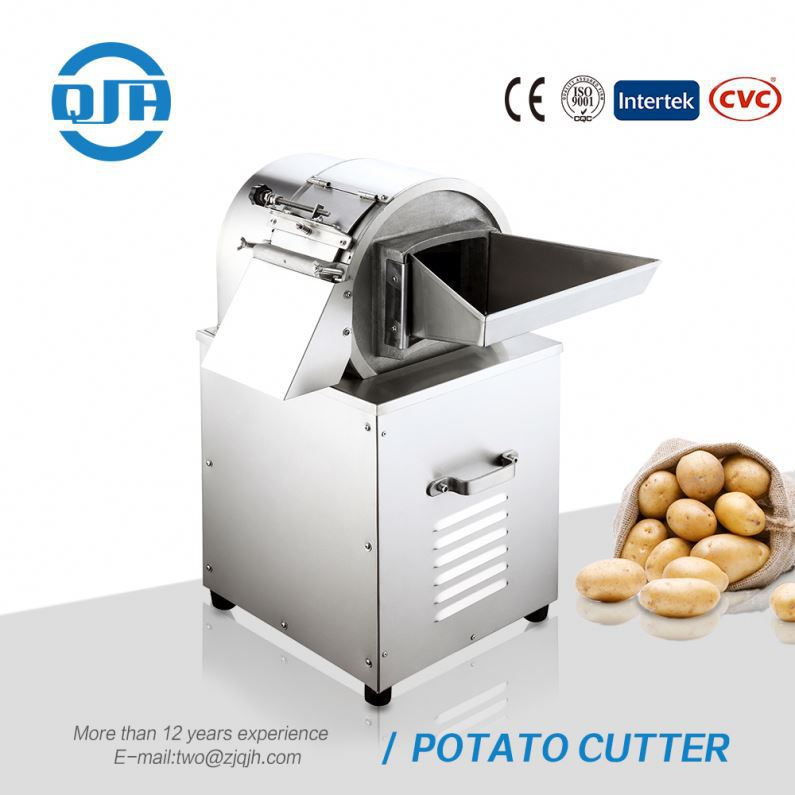 Best-selling automatic food processing machine commercial potato chips cutter