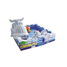 The Toddler Inflatable Fun City,CH-IF090106,Inflatable Games,Cheer