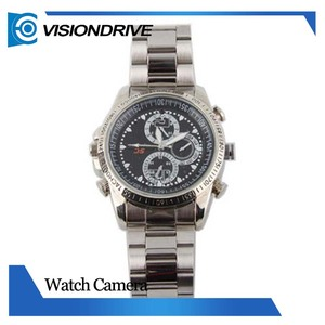 SC8 8GB Waterproof Watch Camera Video Recorder DV DVR 1280*960 pinhole invisible Camera