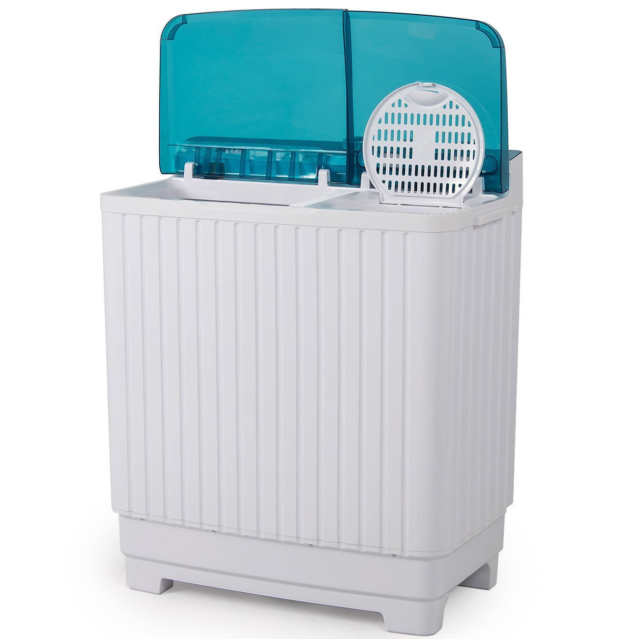 Get Quotations Generic T Twin Wash Portable Compact Ble Washer Spin Dry Cycle Her