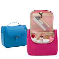 Your Own Brand Toilet Travel Makeup Bags Storage Box Waterproof Cosmetics Organizer