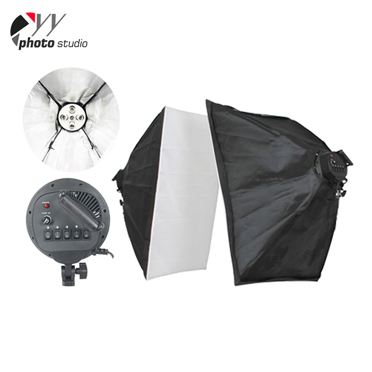 60*90CM White flash diffuser photography softbox