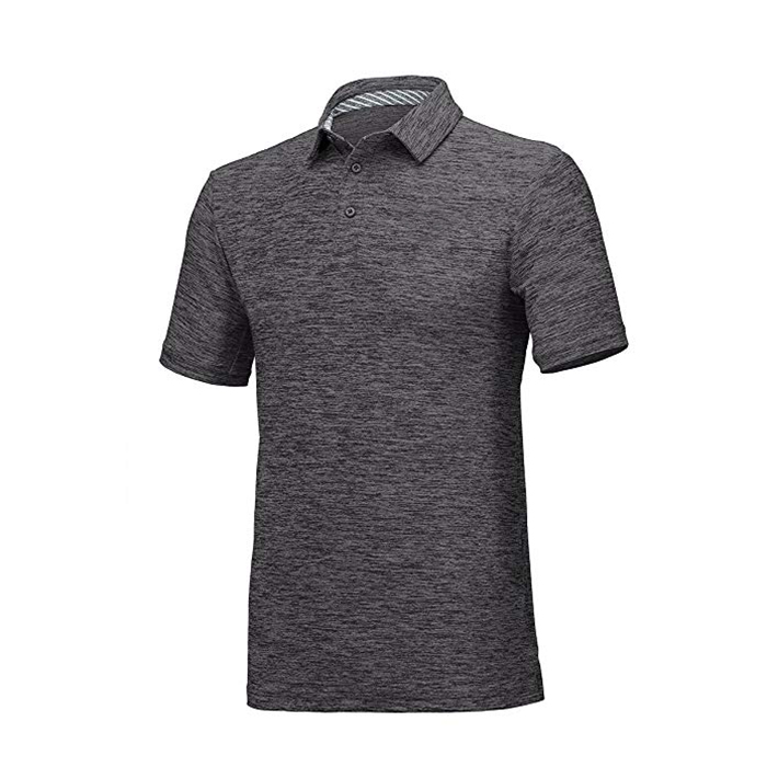 Groothandel Golf Shirts Mannen Droge Fit Korte Mouw Polo Athletic Casual Turkse T-Shirt Vochtregulerende Polo T-shirt