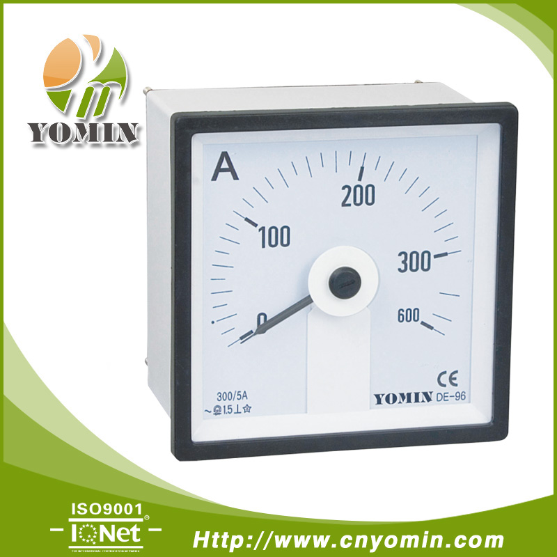 Manufacturer Dg-a96 Ct Operated Ac Ammeter,Analog Panel Meter 96 ...