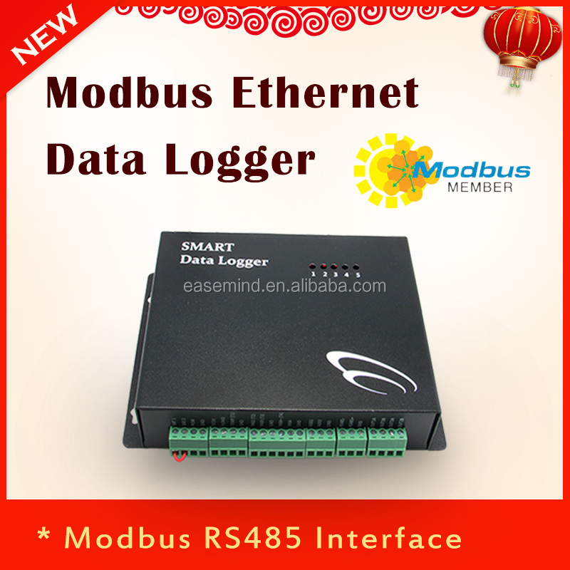 Modbus Ethernet electronic wireless Data Logger measuring instruments