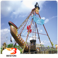2017 most attractive pirate ship models for sale
