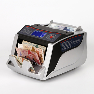 Professional bill counter banknote counting machine high speed bill counter