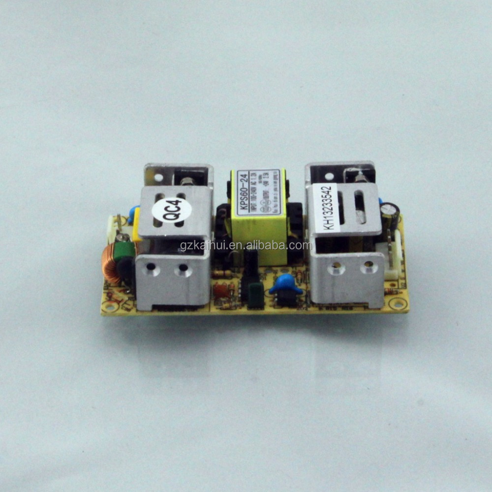 EMI Passed 36V 60W guangzhou kaihui SMPS power supply/36v LED Buib driver provide ODM OEM from china supplier