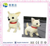 Plush Electric Walking,barking chihuahua dog toy