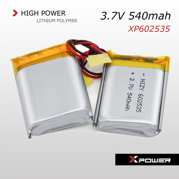 Thin Film Lithium Battery,Rechargeable Battery Li-ion 540mah - Buy  Rechargeable Battery,Rear View Camera Battery,Bluetooth Camera Battery  Product on
