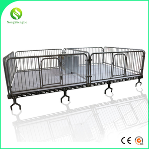 Manufacturers pig farm raising equipment nursery cages for sale