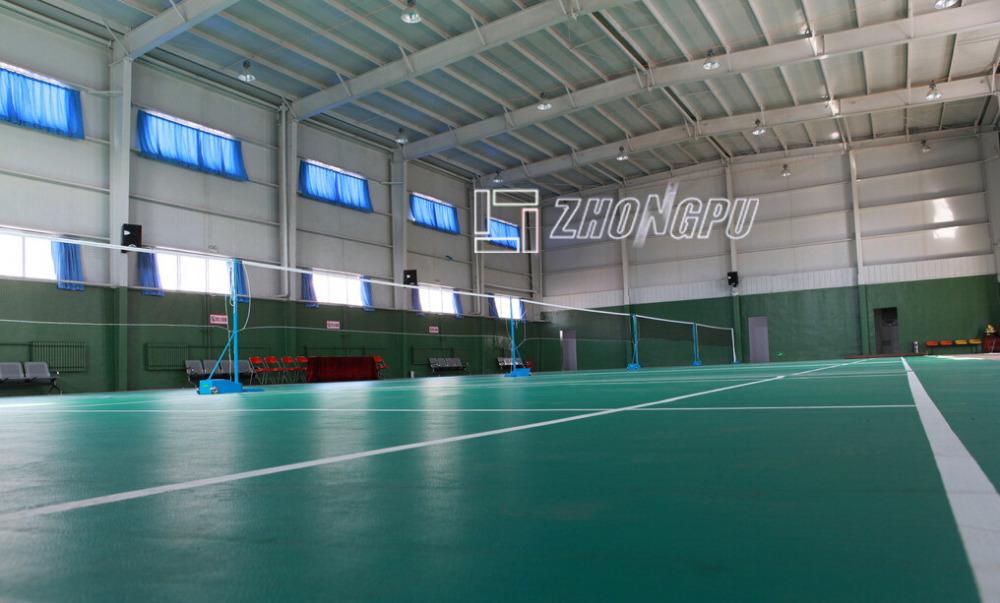Zhongpu Led High Bay Light 80w Indoor Led Badminton Court Lamp ...