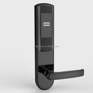 electronic door lock magnetic card hotel door lock