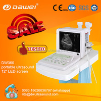 portable ultrasound image & ultrasound veterinary for sheep