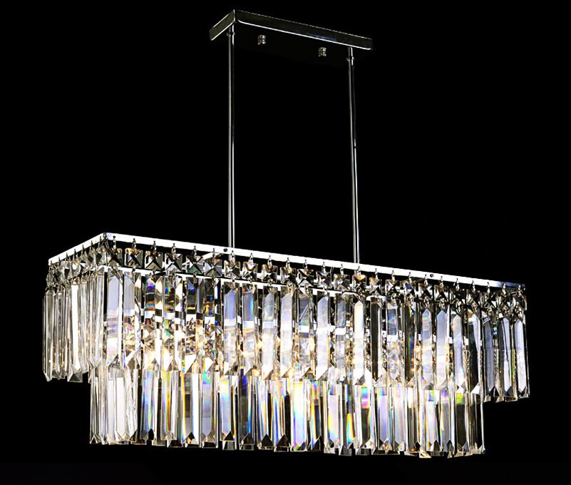 Aliexpress.com : Buy Chandelier Light K9 Crystal 2 Layers