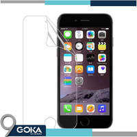 PET screen protector wholesale mobile phone tempered glass guards screen protector for iphone 5