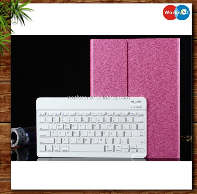 "Shenzhen factory wholesale removeable wireless bluetooth keyboard case 12.9"" for <strong>iPad</strong> Pro, for <strong>iPad</strong> Pro keyboard case 12.9"""