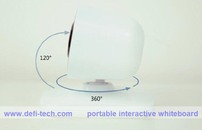 infrared portable interactive whiteboard projector