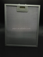 Range hood part aluminum grease filter