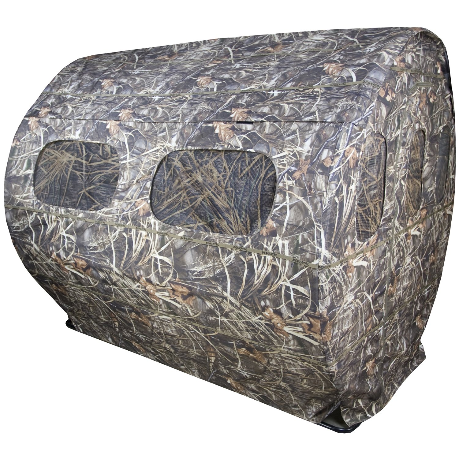 quick index ts up blinds paneling blind palm portable natural duck thatch product at waterfowl set leaf