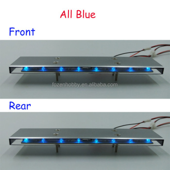 Blue color 1 8 1 10 1 14 scale rc car waterproof rc led police light bar,  View petrol rc car, Fozen Hobby Product Details from Dongguan Fozen